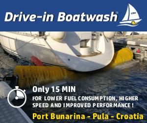 Drive-in Boatwash™ | CLEAN BLUE d.o.o.