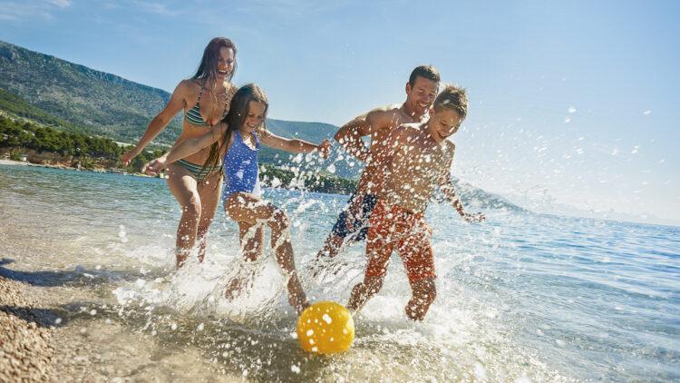 Beach / sandy beach tips Croatia for sailors: