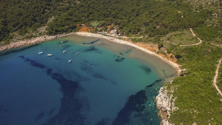 Croatia by yacht: cruise tip Elaphites - Lopud