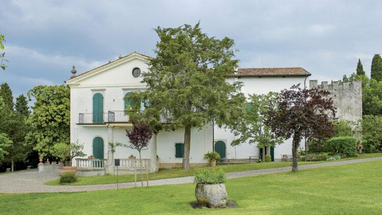 Italy - Upper Adriatic: Winery Castelvecchio in Sagrado