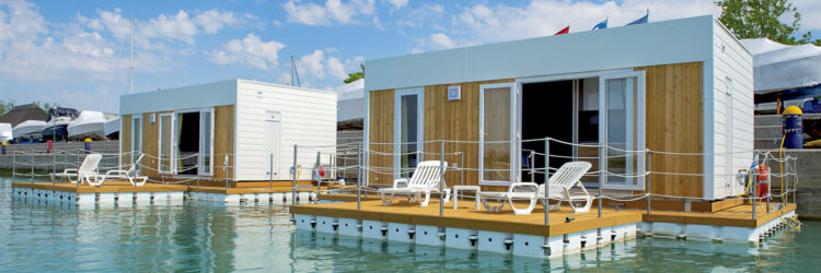 Italy - Upper Adriatic: Floating Resorts Tagliamento