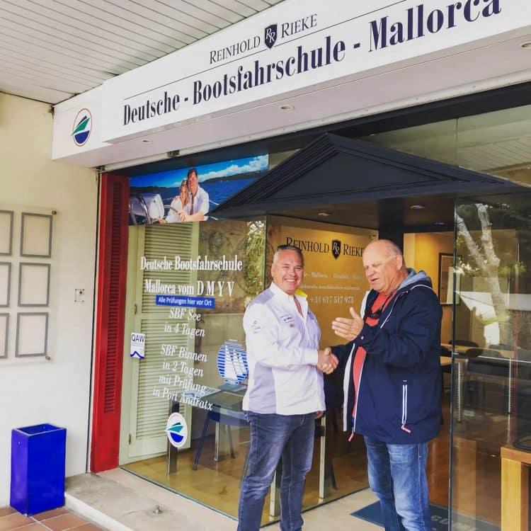 Deutsche Bootsfahrschule Mallorca - SeaHelp