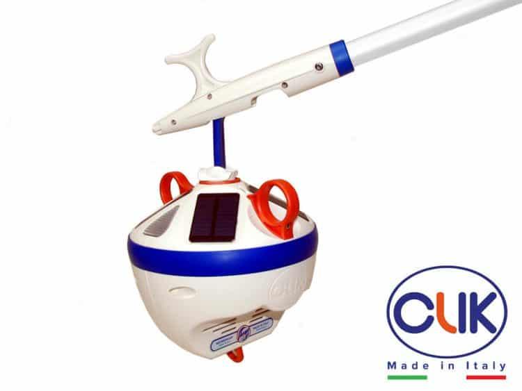SeaHelp-Test: Anchor buoys Clik Easy