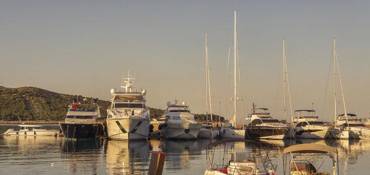 Croatia Sailing trip: Primosten Megayachts