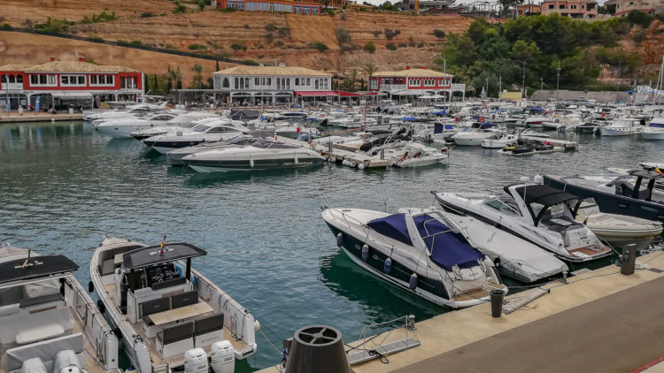 Mallorca Covid-19: Lively operation in the marinas - no mask obligation