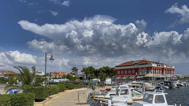 Croatia Storms / Thunderstorms: