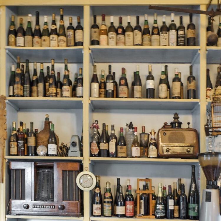 Croatia / Dalmatia cruise Vis island: wine tasting at the Aerodrom