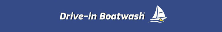 """<span class=""""dachzeile"""">Drive-In Boatwash®<span>: </span></span>New, environmentally friendly cleaning system for the hull of the boat. 2"""