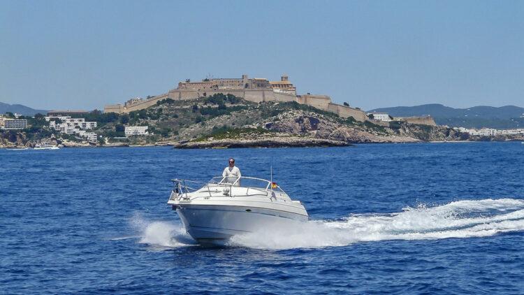Ibiza - small, rich and beautiful: Ibiza Town