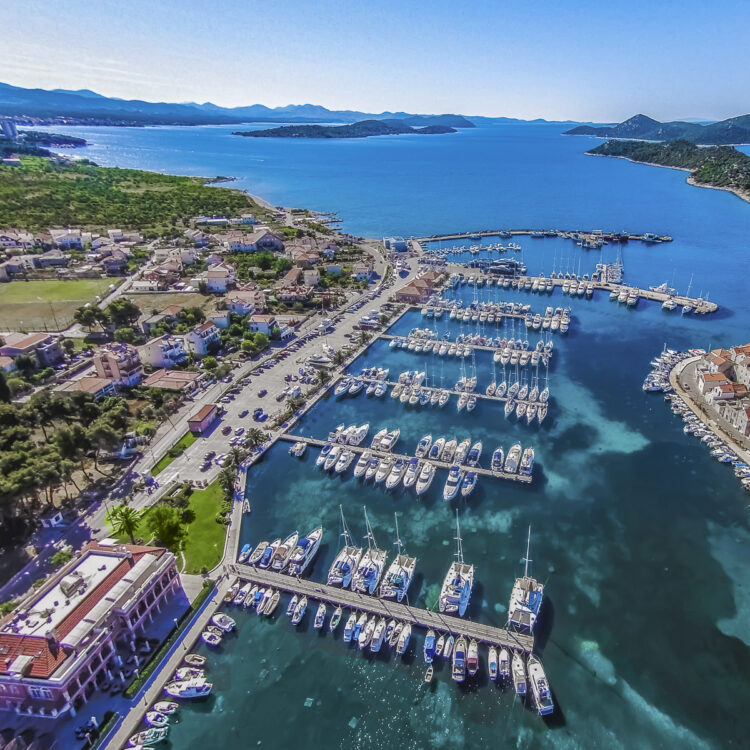 D-Marin Marina Tribunj Croatia