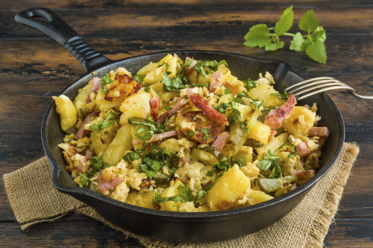 Cooking on board - delicious dishes and recipes: Hoppel Poppel