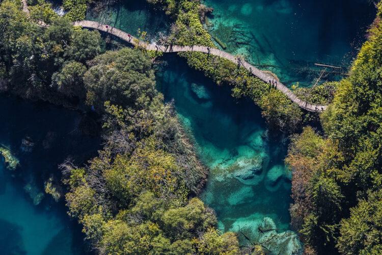 Nationalpark Plitvicer Seen (Kroatien)
