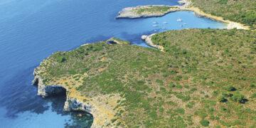 Cala Barcas, Naturjuwel nördlich der Ausgangsbasis Portocolom. | Foto: Martin Muth