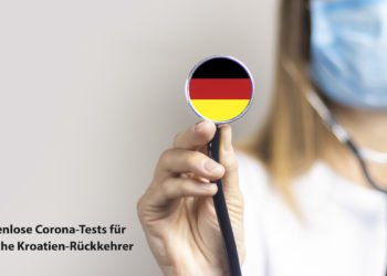 Free corona tests on Covid-19 for German Croatia returnees