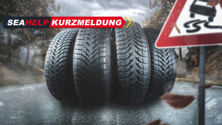 Mandatory winter tyres in Croatia