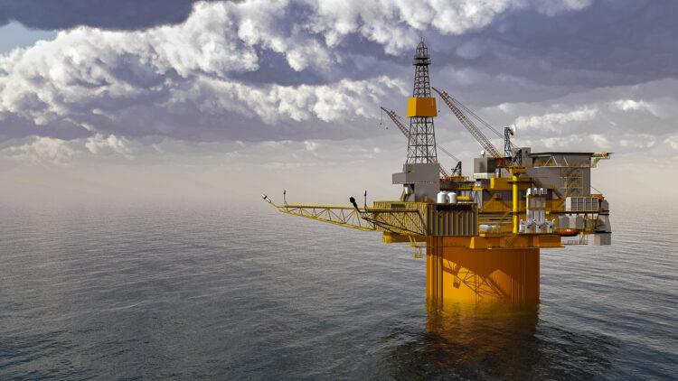 Adriatic: Gas platform Ivana D disappeared