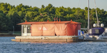 Boat gas stations Croatia: Island of Krk Flash and Ina boat refuelling station closed