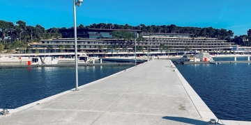 ACI-Marina Rovinj - moorings