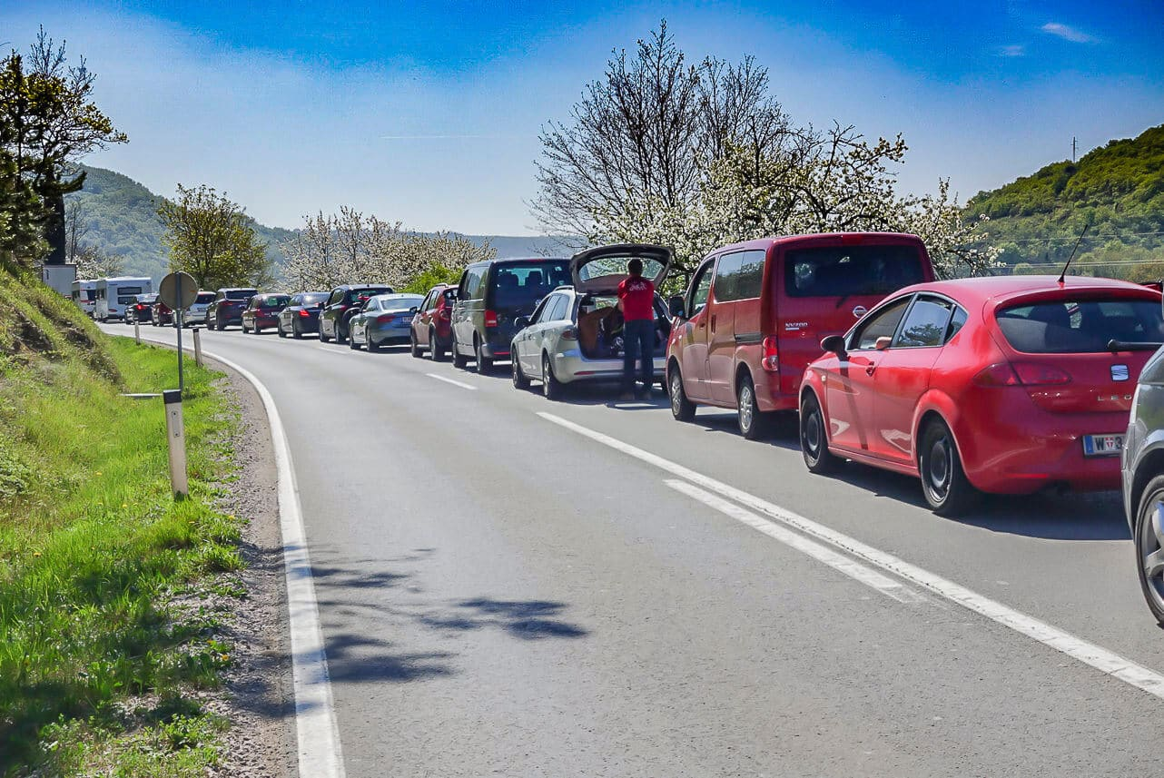 Pentecost 2019: Traffic jam forecast for Pentecost 2019 and pitfalls for Adriatic holidaymakers