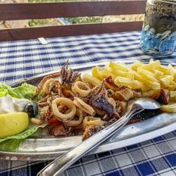 Konoba 7th Nebo - Kakan - Croatia - Delicious food