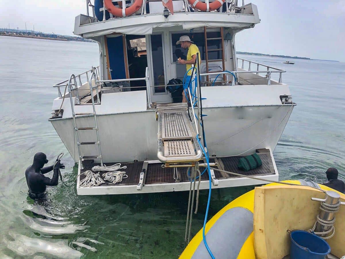 Auftakt Wassersportsaison 2019: Volles Programm für SeaHelp-Einsatzkräfte