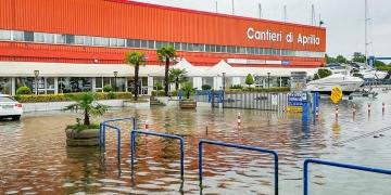 Italy - Lignano flood 13.11.2019