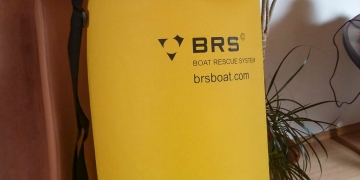 BRS - Boat Rescue System small pack size
