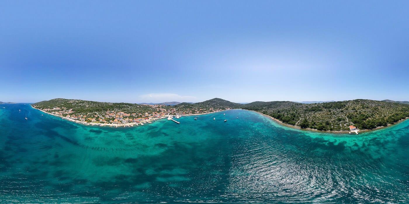 Kaprije island Croatia