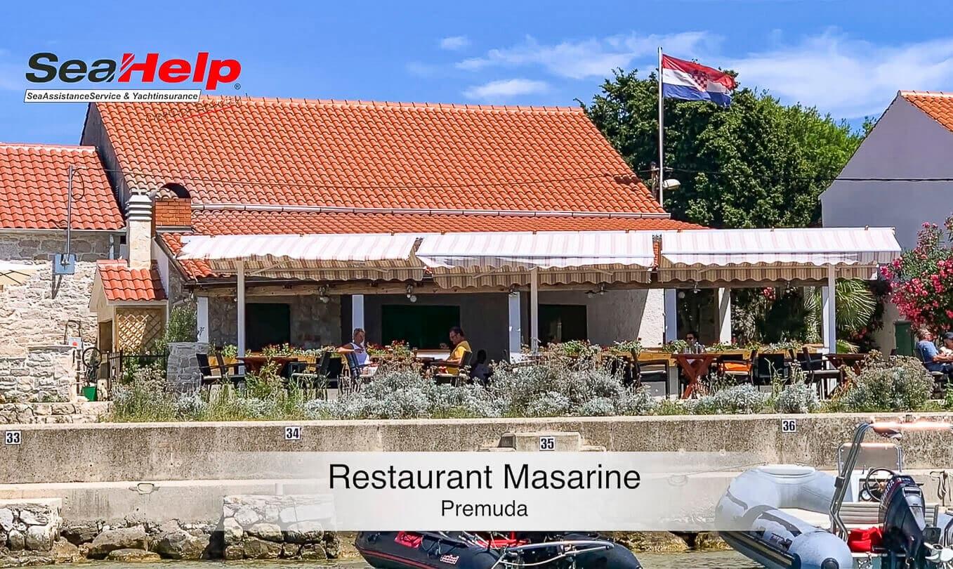 Restaurant Masarine, Premuda