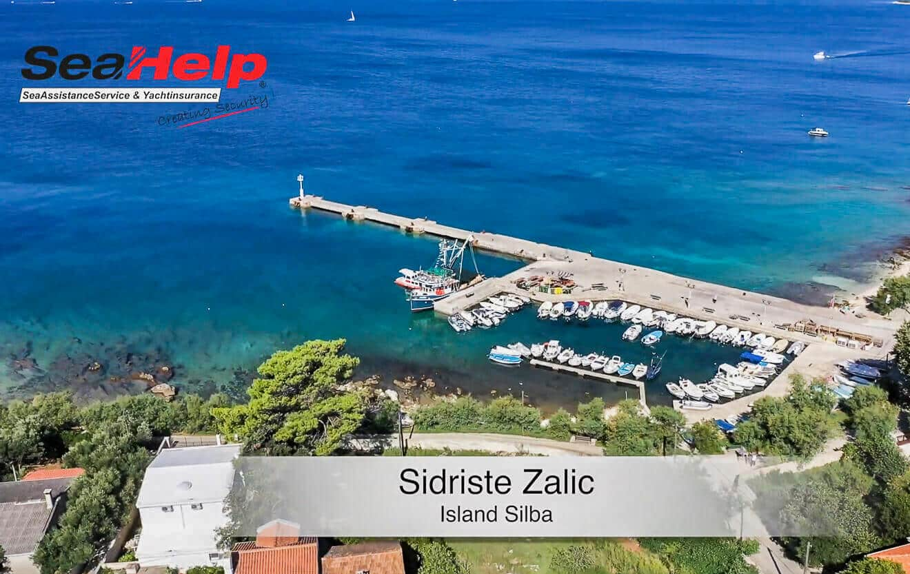 Sidriste Zalic - Silba West Side