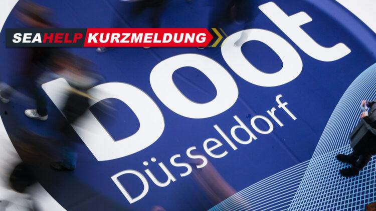 Boot Düsseldorf 2021 cancelled: Next fair date 22.01. - 30.01.2022