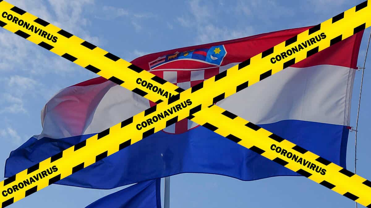 Coronavirus: entry ban in Croatia - borders tight