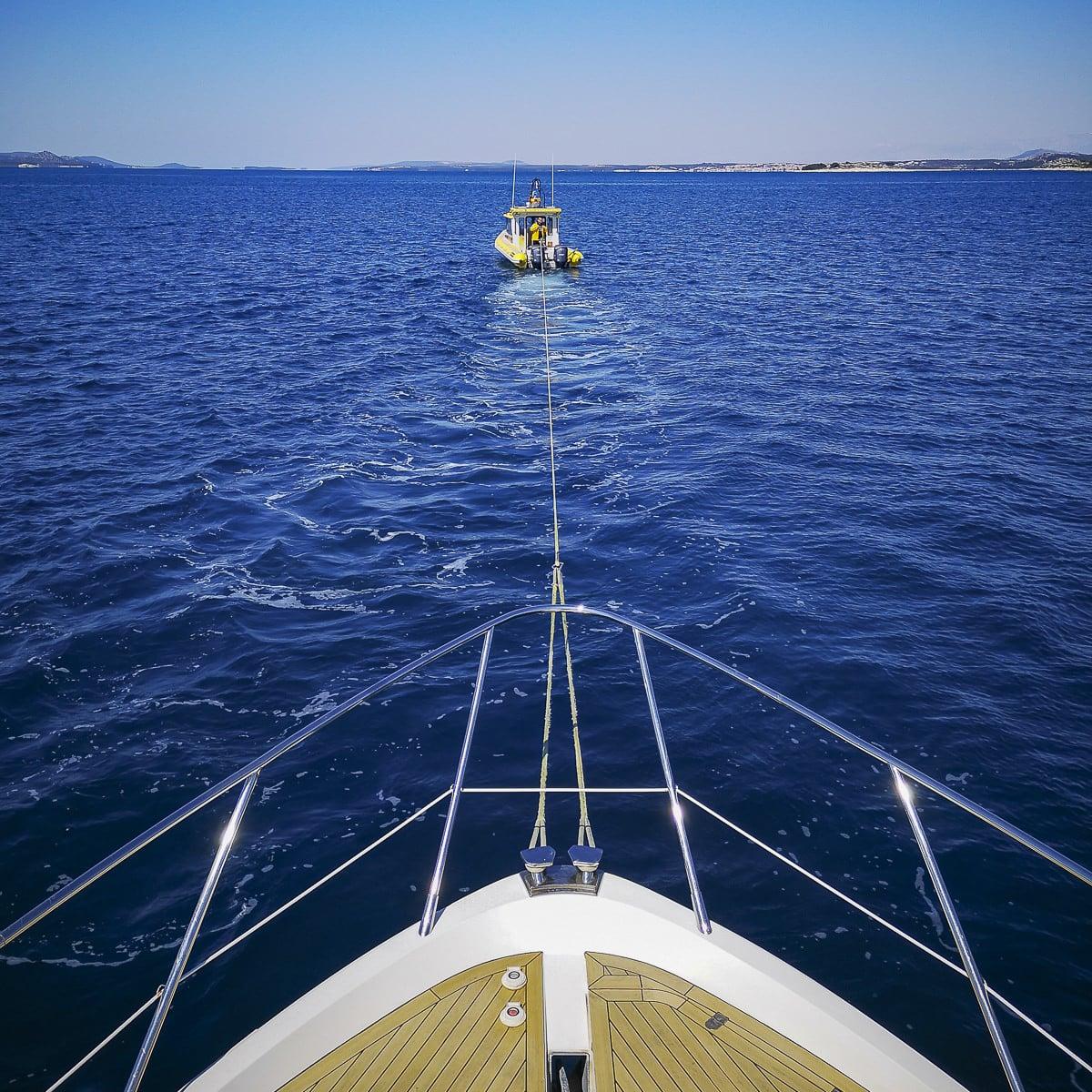 Marina - Marina Schlepp von SeaHelp