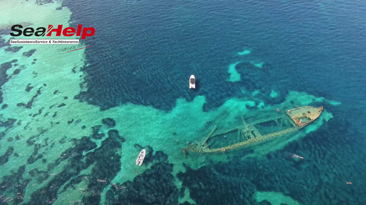SeaHelp territory guide Drones Videos