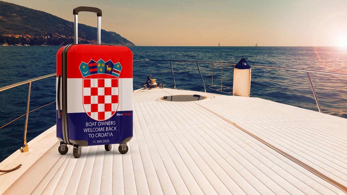 Einreisebestimmungen Kroatien: Yachteigner und Bootsbesitzer können wieder zu Ihren Booten