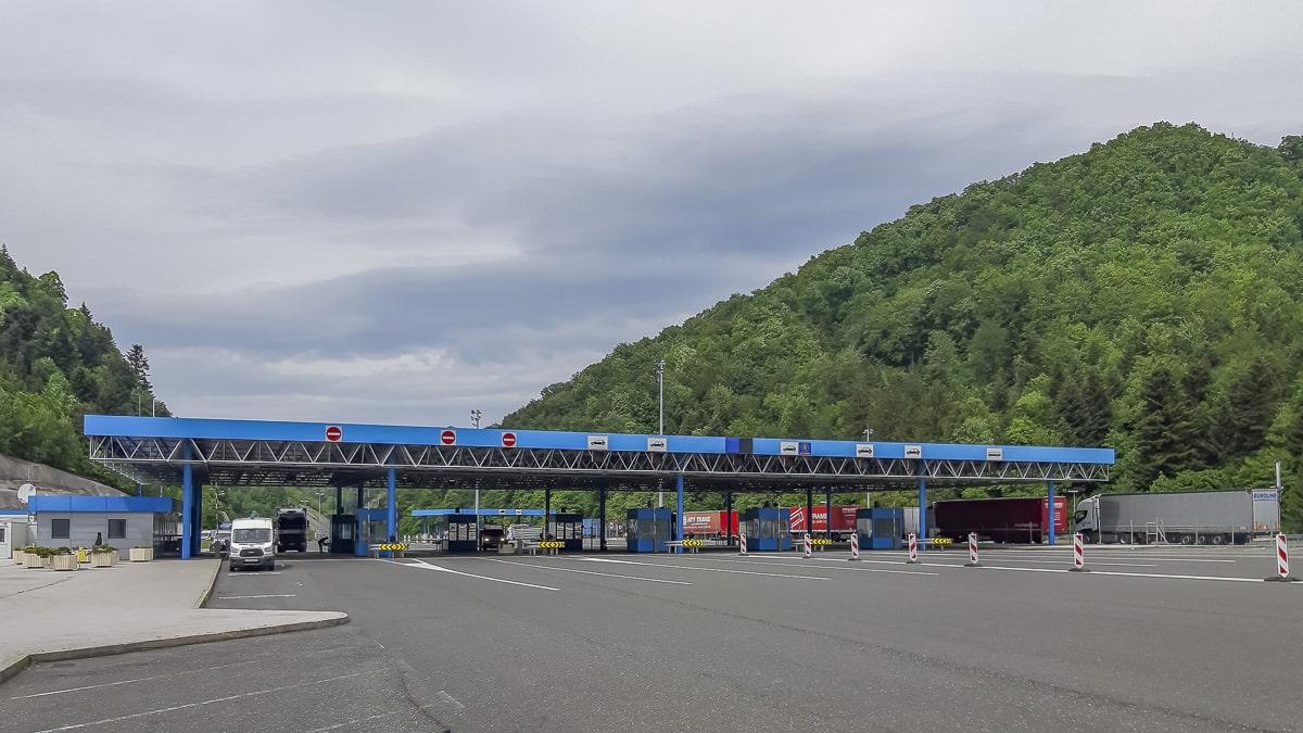 Einreise nach Kroatien: Grenzübergang Macelj