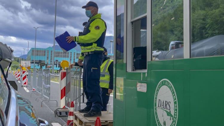 Slowenien öffnet Grenzen