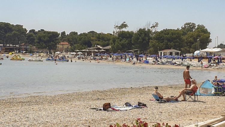 Strand von Medulin
