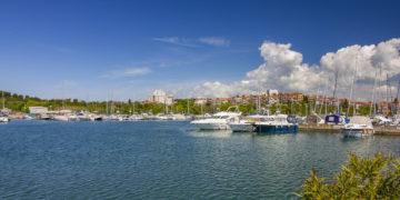 Kroatien Urlauber Berichten - leere Strände