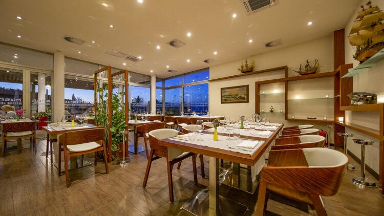 Olive Island Marina: Olive Garden Restaurant
