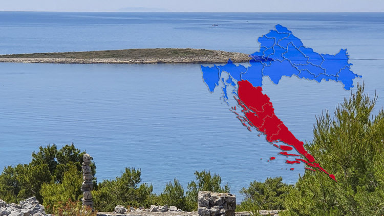 Travel warning Croatia: Region Lika Senj of Germany to the Corona risk area explained.