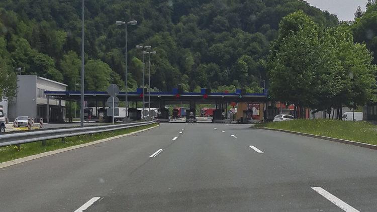 Slovenia tightens border controls because of Covid-19 increase in Croatia.