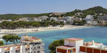 Mallorca Covid-19: empty beaches