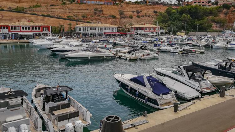 Mallorca Covid-19: Reger Betrieb in den Marinas - keine Maskenpflicht