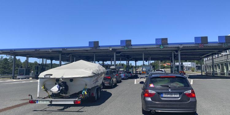 Staus Einreise Kroatien über Italien oder Slowenien