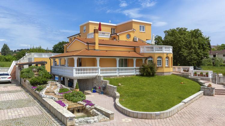 Kroatien Villa Marko Medulin