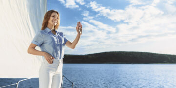 Knigge an Bord: Benimmregel auf der Yacht / Boot