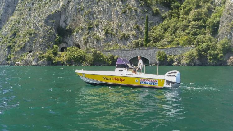 SeaHelp Base Lake Garda Italy
