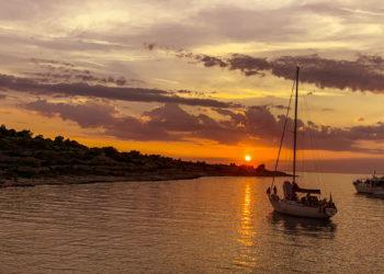 Croatia Sailing trip: Island Drvenik Veli