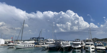 Croatia Storms / Thunderstorms: